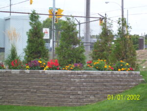 Town & Country - Commercial Landscaping - Flower Beds