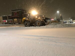 Town & Country Commercial Property Maintenance commercial snow removal