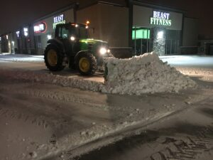 Town & Country commercial snow removal
